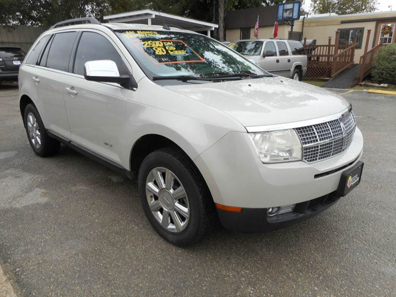 2007 lincoln mkx 4dr suv in san antonio tx midtown motor