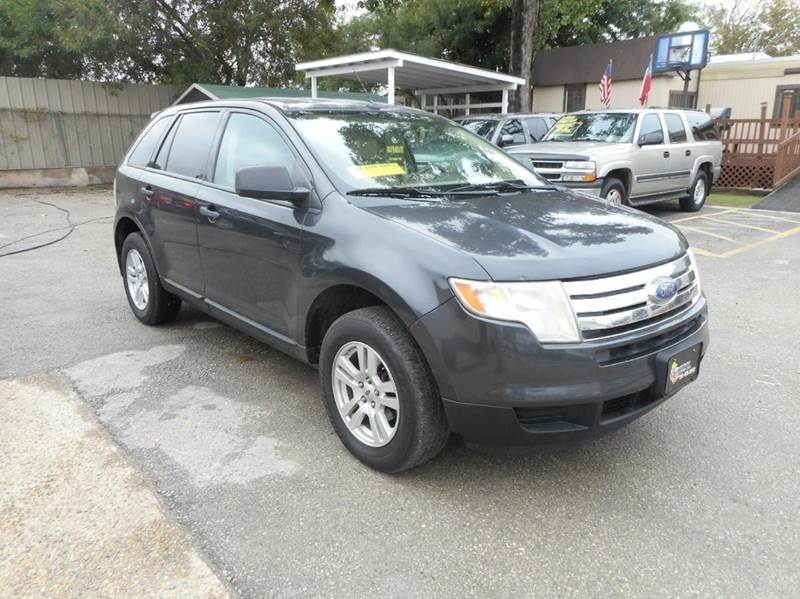 2007 ford edge se 4dr suv in san antonio tx midtown for Motor finance company san antonio