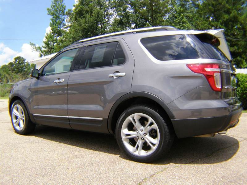 2013 Ford Explorer Limited 4dr SUV - Columbia MS