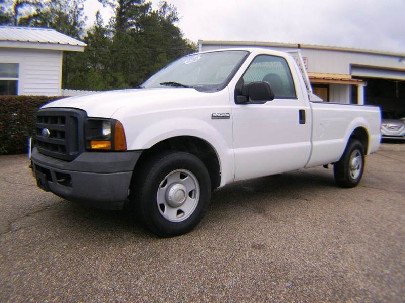 2006 ford f 250 super duty xl 2dr regular cab lb in columbia ms the auto exchange auto sales. Black Bedroom Furniture Sets. Home Design Ideas