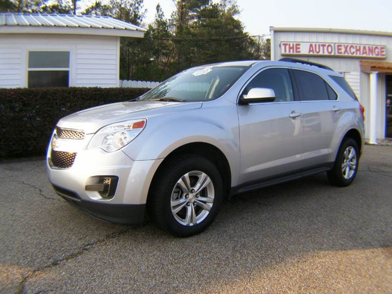 2015 chevrolet equinox lt 4dr suv w 1lt in columbia ms the auto exchange auto sales. Black Bedroom Furniture Sets. Home Design Ideas