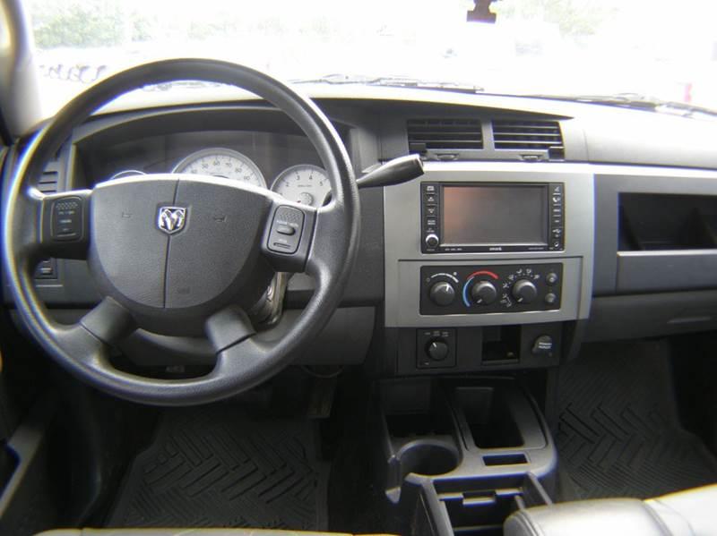 2008 Dodge Dakota SLT 4dr Crew Cab 4WD SB - Columbia MS