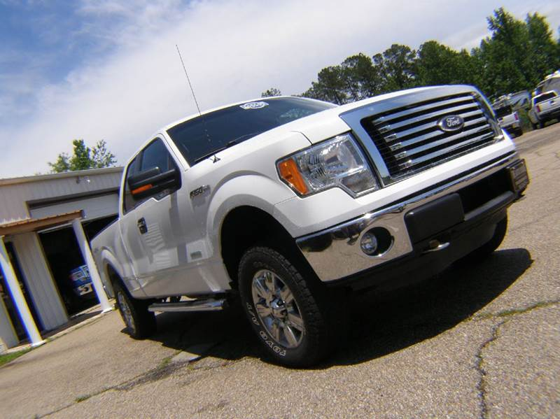 2012 Ford F-150 4x4 XLT 4dr SuperCab Styleside 6.5 ft. SB - Columbia MS