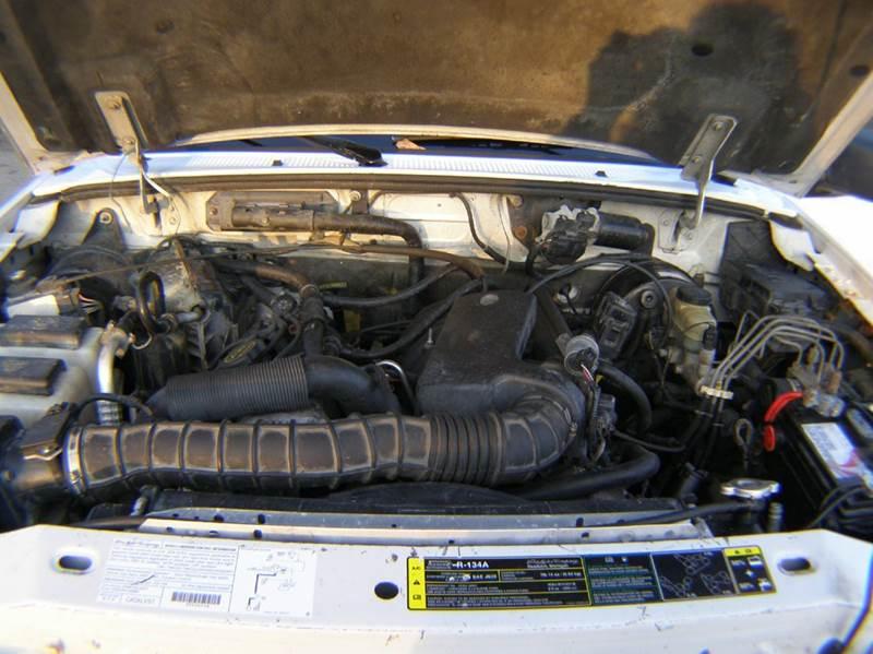 2003 Ford Ranger 4dr SuperCab XL RWD SB - Columbia MS