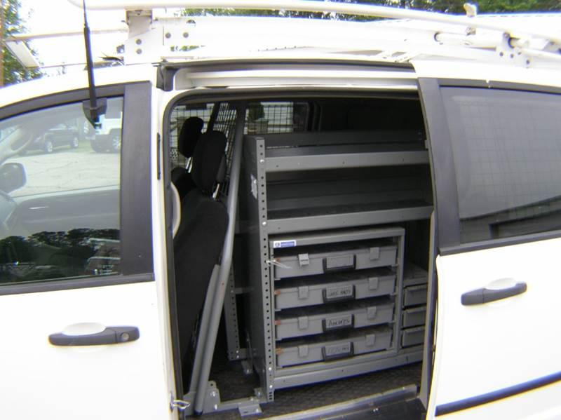 2012 RAM C/V 4dr Cargo Mini-Van - Columbia MS