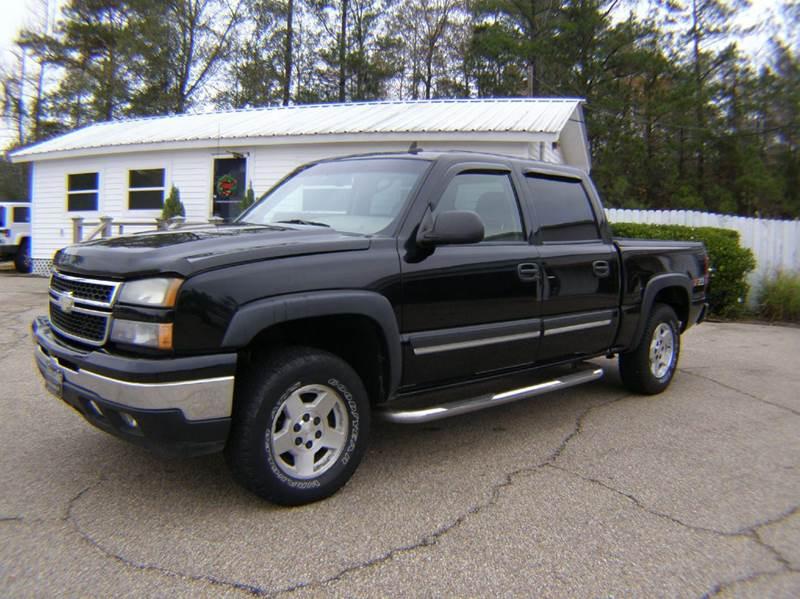 2006 Chevrolet Silverado 1500 LT3 4dr Crew Cab 4WD 5.8 ft. SB - Columbia MS