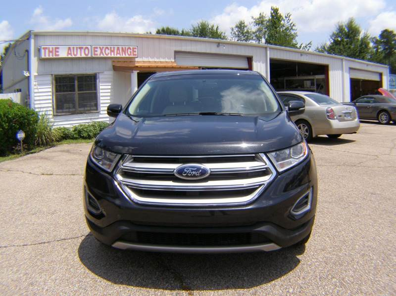 2015 Ford Edge AWD SEL 4dr Crossover - Columbia MS
