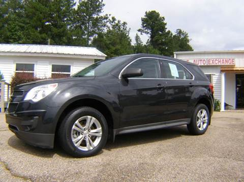 2014 Chevrolet Equinox for sale in Columbia, MS