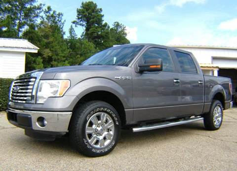 2012 Ford F-150 for sale in Columbia, MS