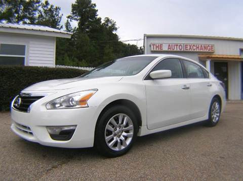 2015 Nissan Altima for sale in Columbia, MS