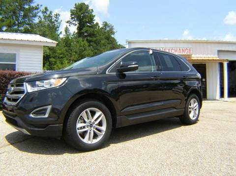 2015 Ford Edge for sale in Columbia, MS
