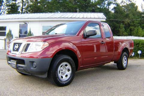 2015 Nissan Frontier for sale in Columbia, MS