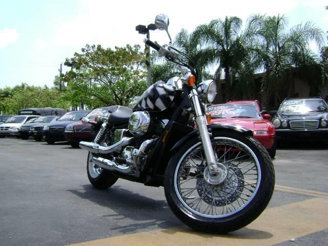 2003 Honda Shadow 750cc