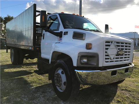 2006 Chevrolet C7500 for sale in Hollywood, FL