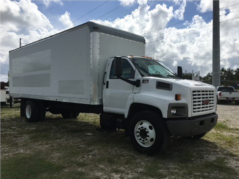 2007 GMC C7500 Topkick for sale in Hollywood, FL