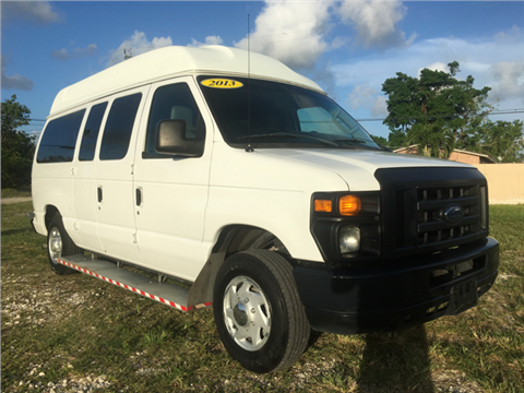 2013 Ford E-Series Cargo for sale in Hollywood, FL