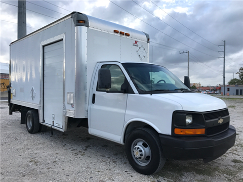 2009 Chevrolet Express Cutaway for sale in Hollywood, FL