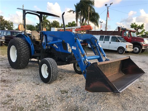 2006 New Holland TN60A