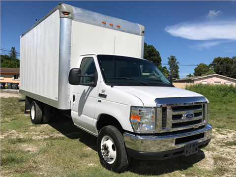 2015 Ford E-Series 350 Cutaway for sale in Hollywood, FL