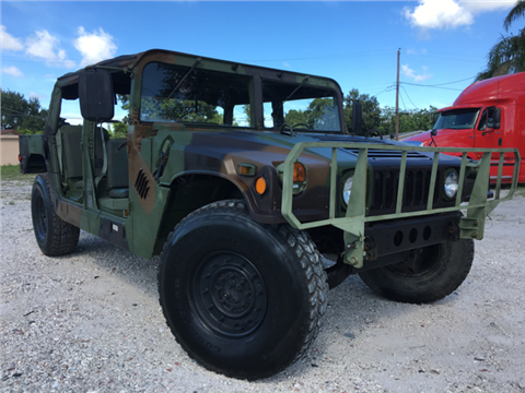 1991 AM General Hummer for sale in Hollywood, FL