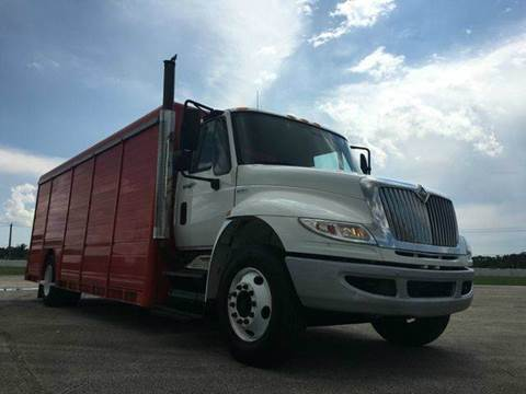 2010 International 4300 for sale in Hollywood, FL