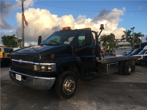 2006 Chevrolet C5500 for sale in Hollywood, FL
