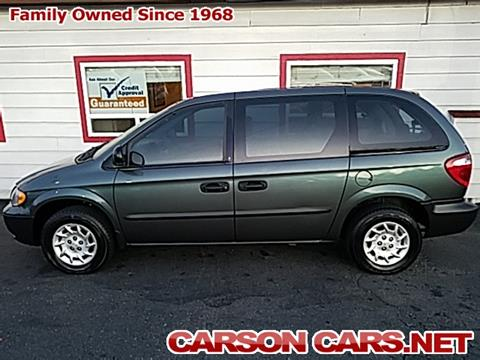 2002 Chrysler Voyager for sale in Lynnwood, WA