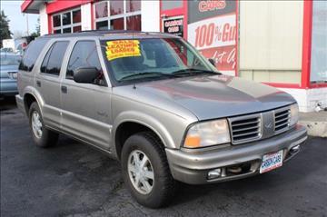 2000 Oldsmobile Bravada for sale in Lynnwood, WA