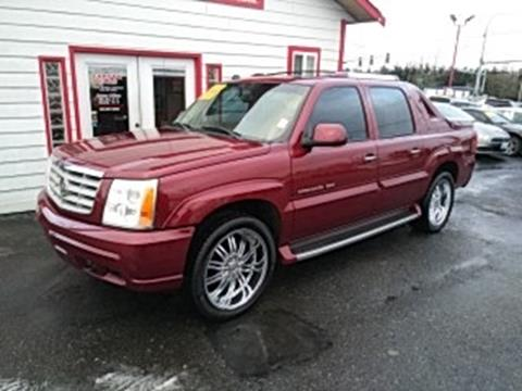 Escalade Ext For Sale >> 2004 Cadillac Escalade Ext For Sale In Lynnwood Wa