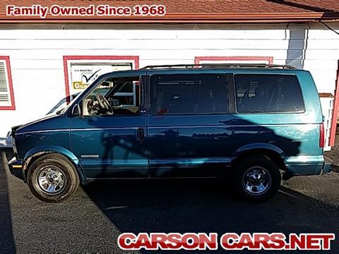 2001 GMC Safari for sale in Lynnwood, WA