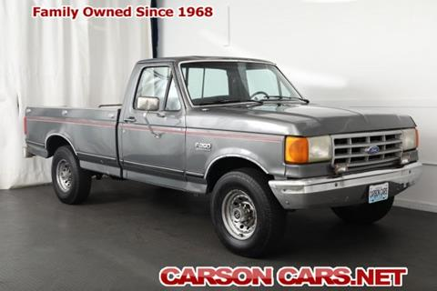 1990 Ford F-250 for sale in Lynnwood, WA