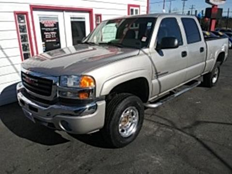 2004 GMC Sierra 2500HD for sale in Lynnwood, WA