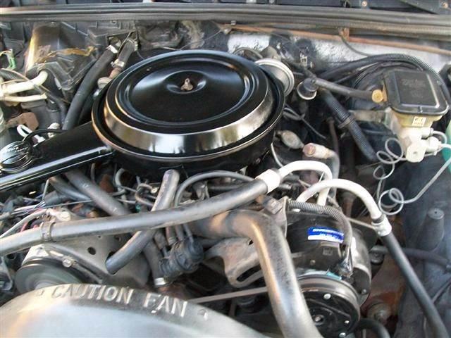 1985 Chevrolet El Camino 2dr Standard Cab - Calumet OK