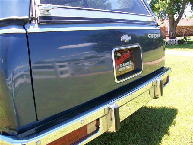 1984 Chevrolet El Camino Conquista - Calumet OK