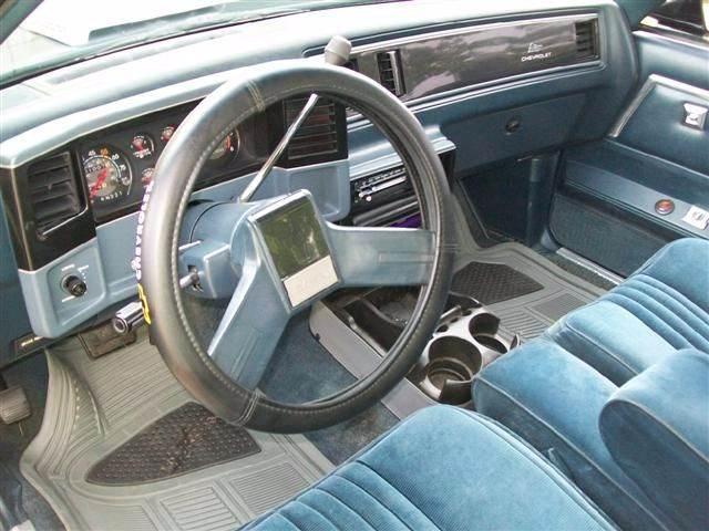 1986 Chevrolet El Camino 2dr SS Standard Cab - Calumet OK