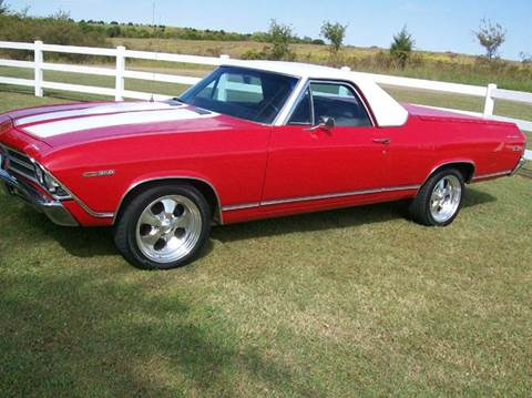 1969 chevrolet el camino for sale muskegon mi. Black Bedroom Furniture Sets. Home Design Ideas