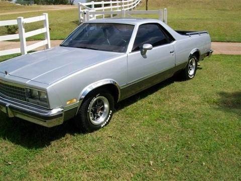 1985 Chevrolet El Camino for sale in Calumet, OK