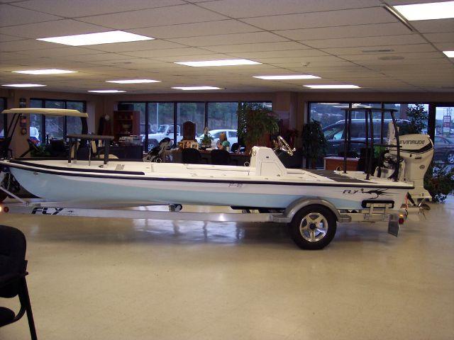 2014 FLY BOATWORKS boat
