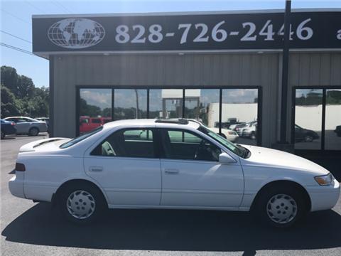 1997 Toyota Camry 212877 Miles miles & AutoWorld of Lenoir - Used Cars - Lenoir NC Dealer markmcfarlin.com