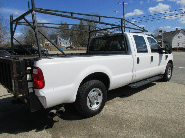 2008 Ford F-350 Super Duty XL 4dr Crew Cab LB RWD - Moosup CT