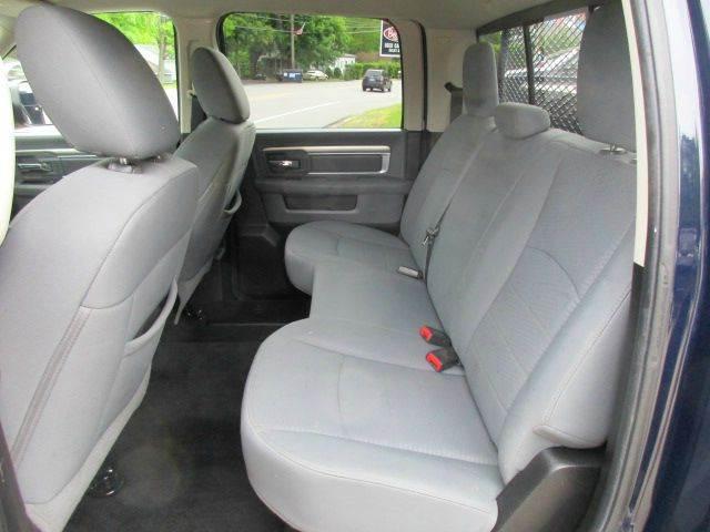 2013 RAM Ram Pickup 2500 4x4 SLT 4dr Crew Cab 8 ft. LB Pickup - Moosup CT