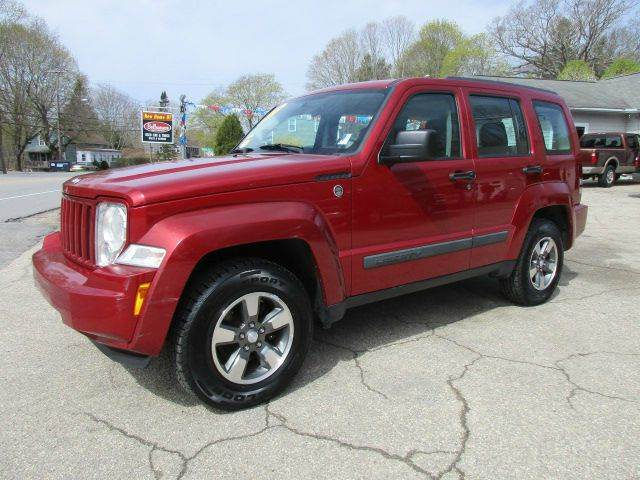 2008 Jeep Liberty 4x4 Sport 4dr SUV - Moosup CT