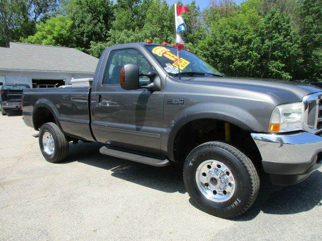 2003 Ford F-350 Super Duty 2dr Standard Cab XLT 4WD LB - Moosup CT