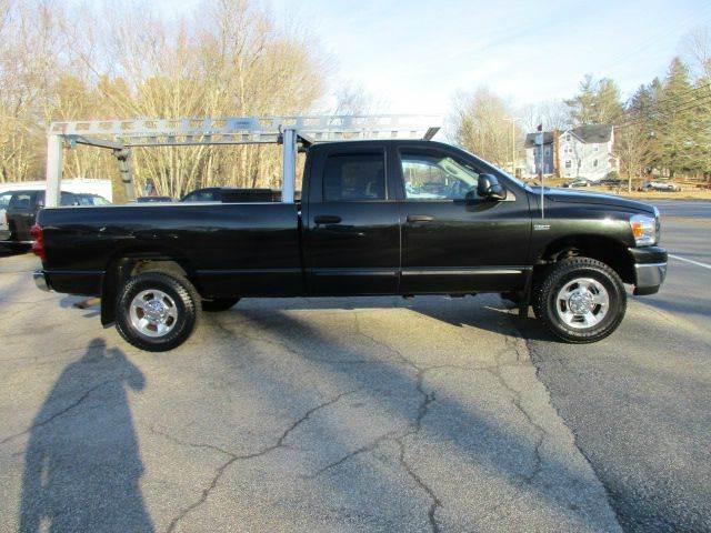 2007 dodge ram pickup 2500 slt 4dr quad cab 4x4 lb in moosup ct bellavance truck equipment. Black Bedroom Furniture Sets. Home Design Ideas