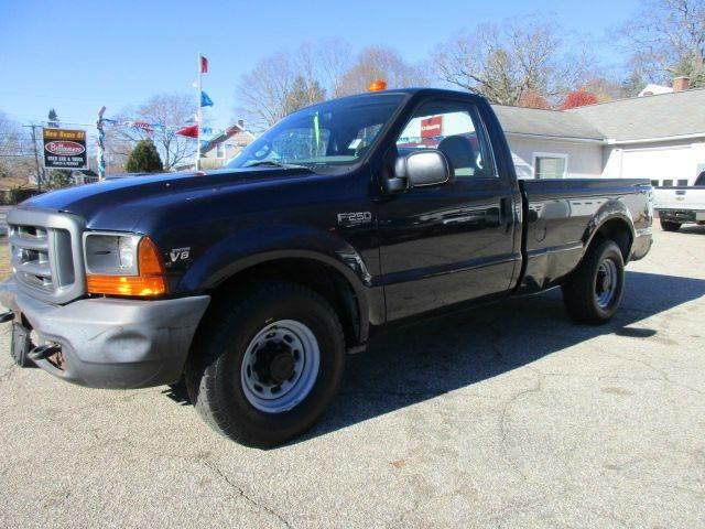 1999 ford f 250 super duty 2dr xl standard cab lb in moosup ct bellavance truck equipment. Black Bedroom Furniture Sets. Home Design Ideas