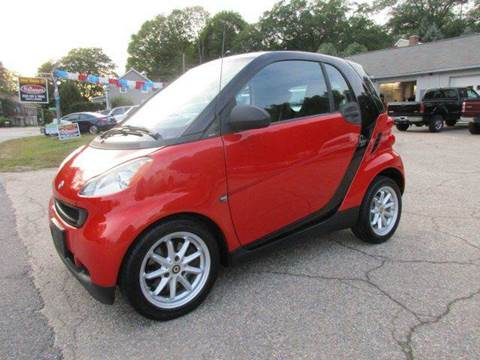 2008 Smart fortwo for sale in Moosup, CT