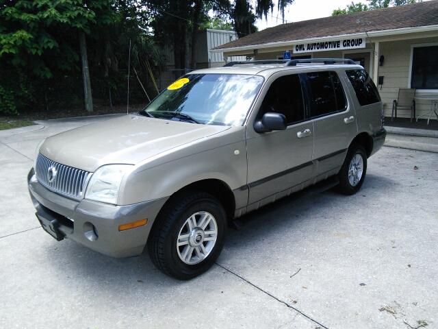2004 Mercury Mountaineer AWD 4dr SUV - Longwood FL