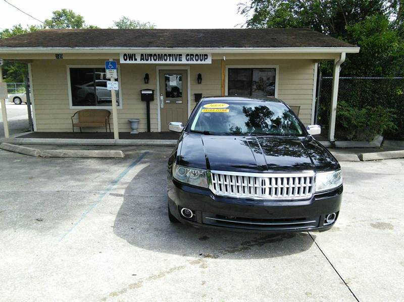 2008 Lincoln MKZ 4dr Sedan - Longwood FL