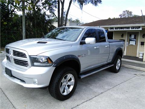 Steve Jones Chrysler >> 2015 RAM Ram Pickup 1500 For Sale Longwood, FL - Carsforsale.com