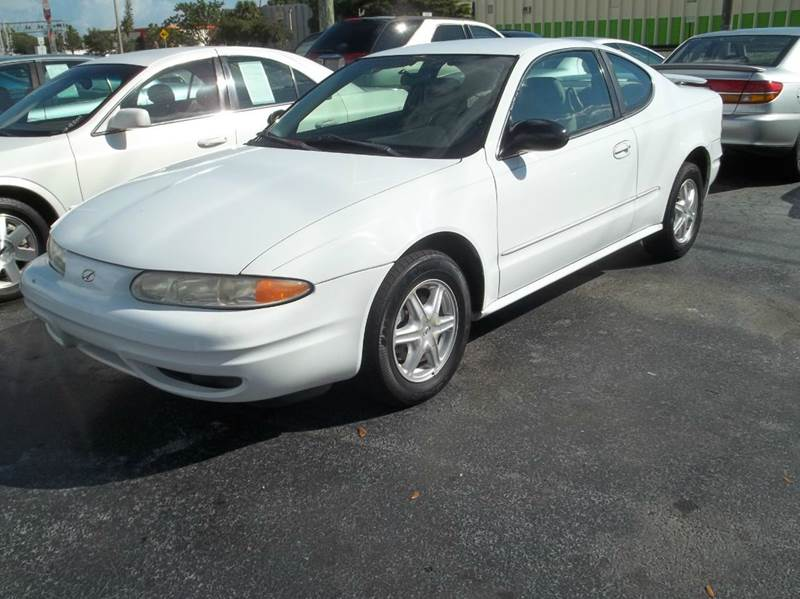 2004 oldsmobile alero gl1 2dr coupe in pompano beach fl
